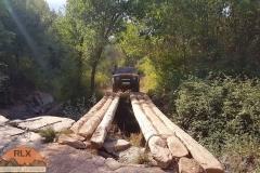 Indiana jones ou jack et le petit pont de bois