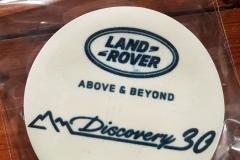 Joyeux anniversaire  aux Discovery