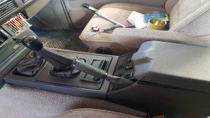 Restauration d'une console de Range Rover Classic