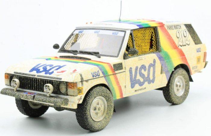 RRC Paris Dakar